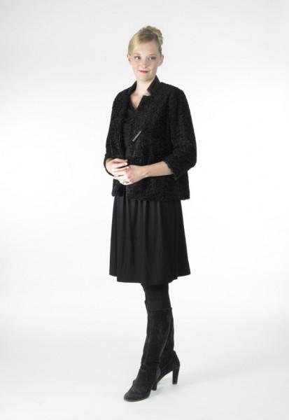 Schnittmusterkombination Jacke mit Kleid
