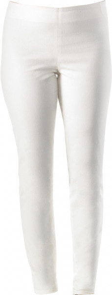 Frontansicht weiße Hose